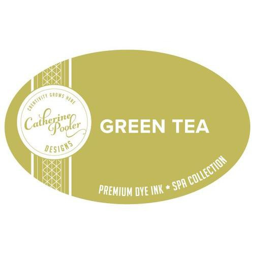 Catherine Pooler Dye Ink Green Tea Spa Collection