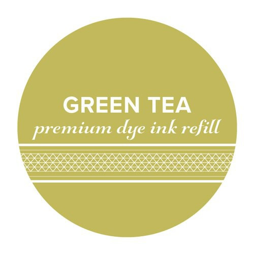 Catherine Pooler Dye Reinker Green Tea