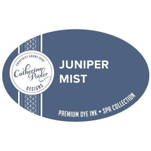 Catherine Pooler Dye Ink Juniper Mist Spa Collection