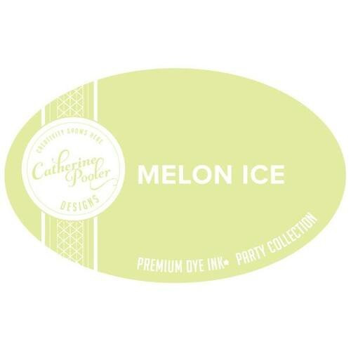 Catherine Pooler Dye Ink Melon Ice Party Collection
