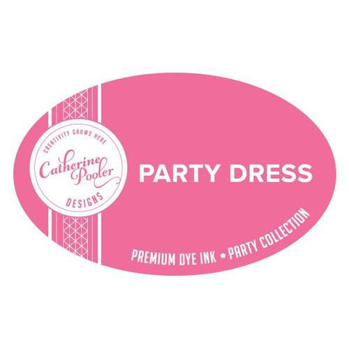 Catherine Pooler Dye Ink Party Dress Party Collection