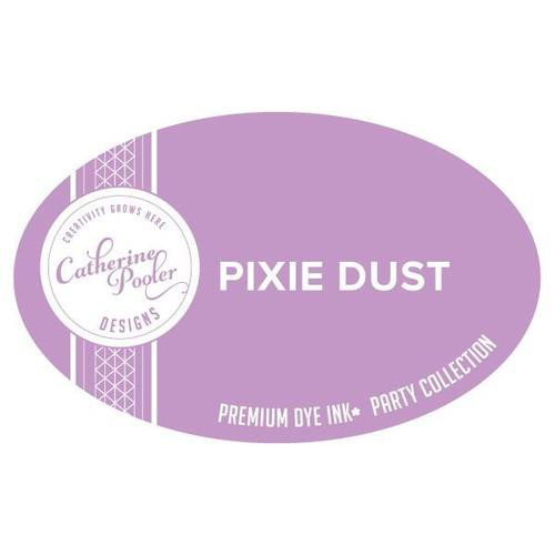 Catherine Pooler Dye Ink Pixie Dust Party Collection