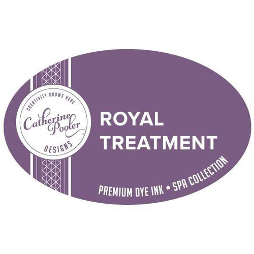 Catherine Pooler Dye Ink Royal Treatment Spa Collection
