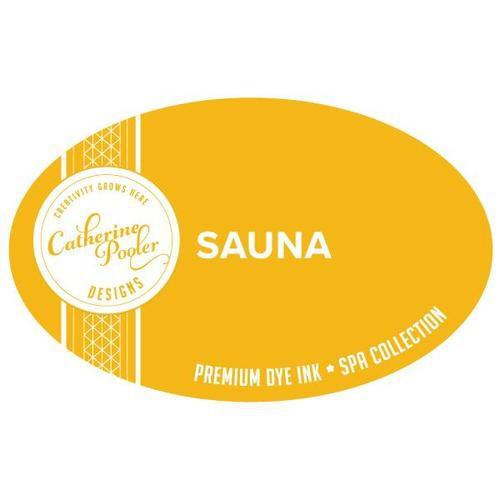 Catherine Pooler Dye Ink Sauna Spa Collection