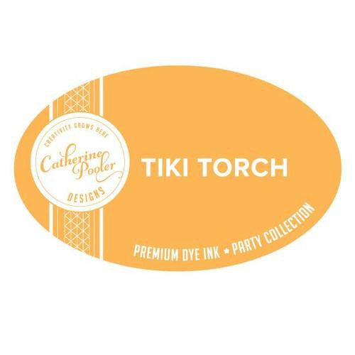 Catherine Pooler Dye Ink Tiki Torch Party Collection