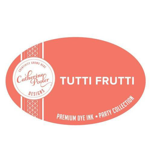 Catherine Pooler Dye Ink Tutti Frutti Party Collection