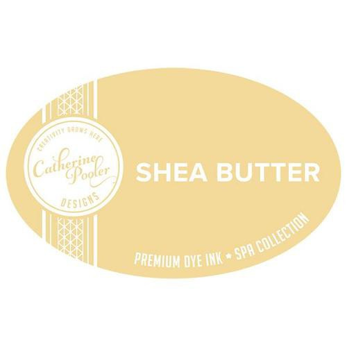 Catherine Pooler Dye Ink Shea Butter Spa Collection