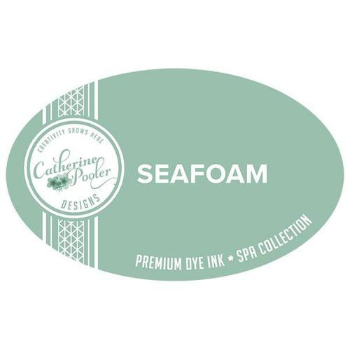 Catherine Pooler Dye Ink Seafoam Spa Collection