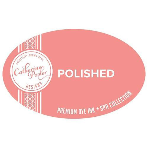 Catherine Pooler Dye Ink Polished Spa Collection