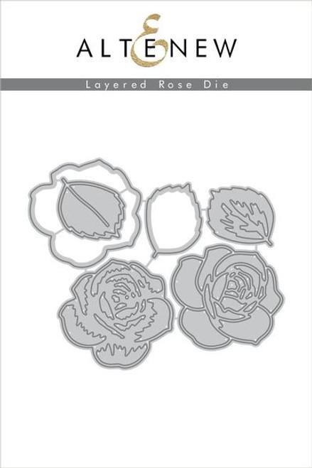 Altenew Layered Rose Die set