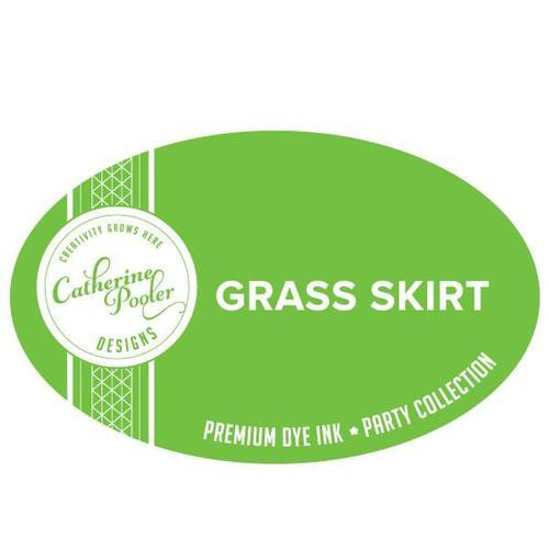 Catherine Pooler Dye Ink Grass Skirt Party Collection