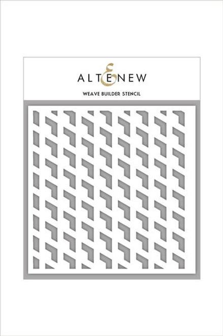 Altenew Stencil Weave