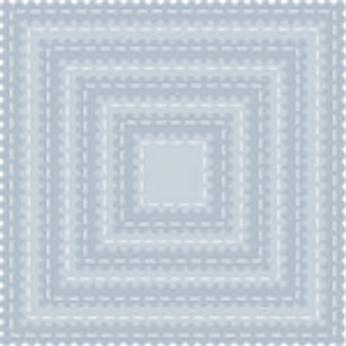 Tutti Designs Scalloped Stitched Nesting Squares