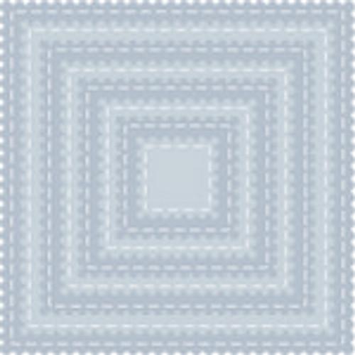 Tutti Designs Scalloped Stitched Nesting Squares