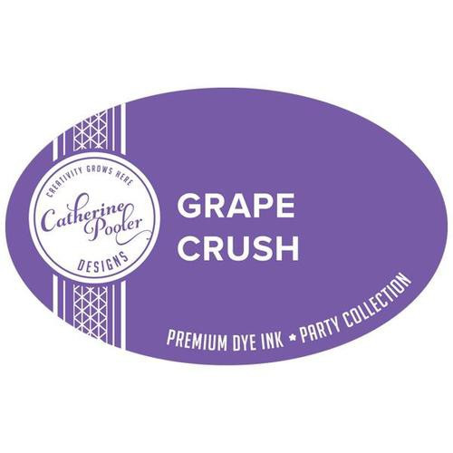 Catherine Pooler Dye Ink Grape Crush Party Collection