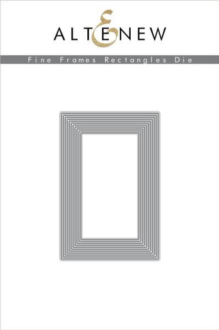 Altenew Fine Frames Rectangle