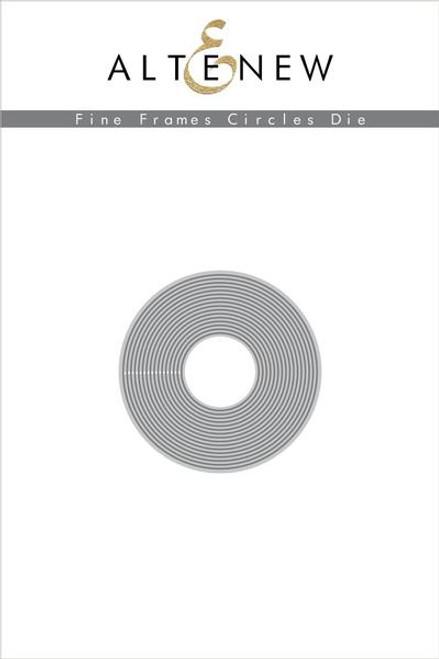 Altenew Fine Frames circles