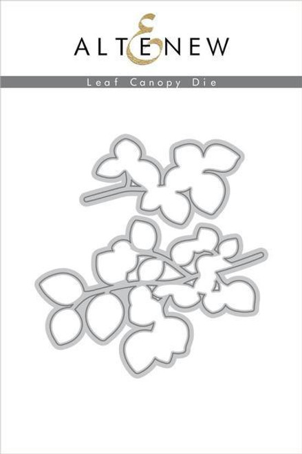 Altenew Leaf Canopy Die set
