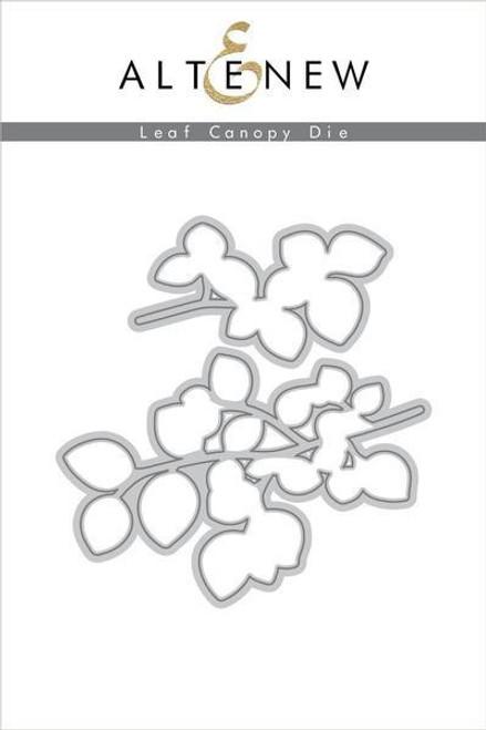 Altenew Leaf Canopy Die set