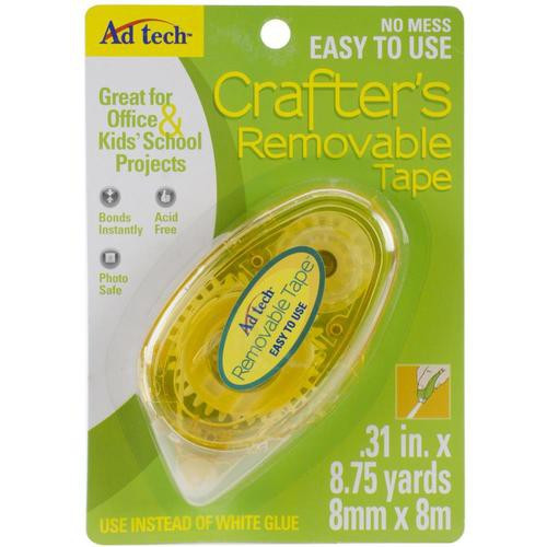 Ad-Tech Crafter's Repositionable Tape Runner