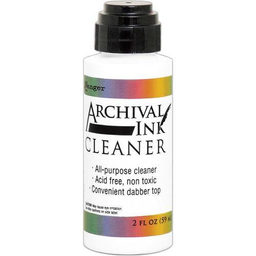 Ranger Archival Ink Cleaner 2 oz.