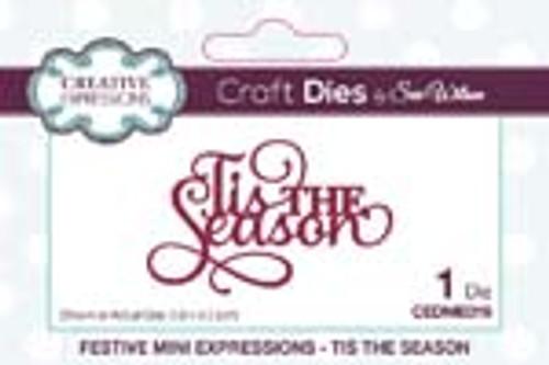Sue Wilson Mini Expression Tis the Season