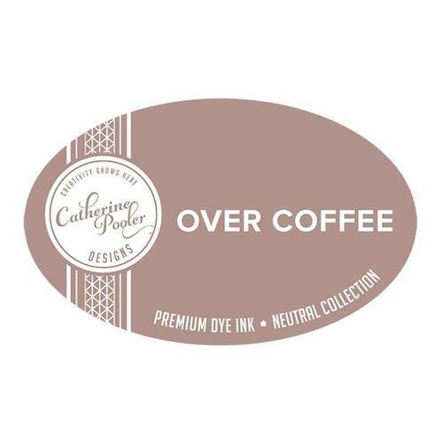Catherine Pooler Premium Dye Ink Over Coffee