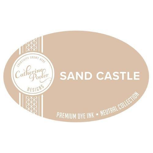 Catherine Pooler Dye Ink Sand Castle