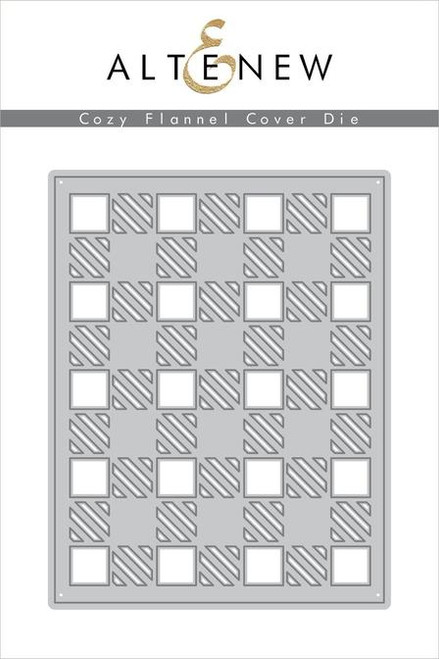 Altenew Die Cozy Flannel Cover