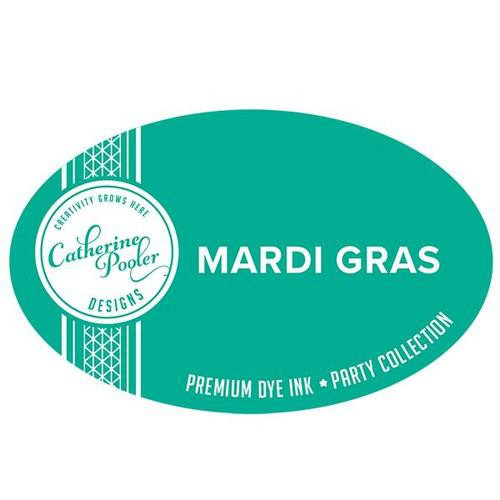 Catherine Pooler Dye Ink Mardi Gras Party Collection