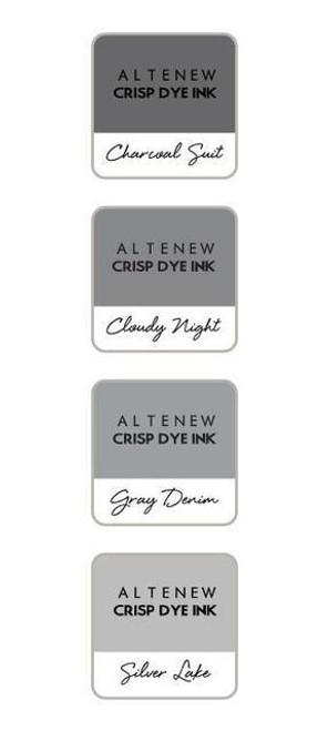 Altenew Mini Dye Ink Gentleman's Gray