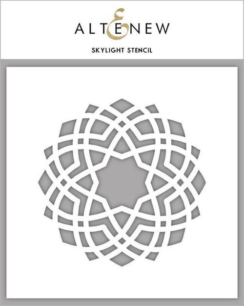 Altenew Stencil Skylight
