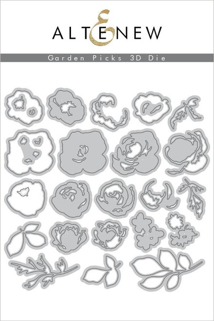 Altenew 3D Garden Picks die set
