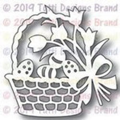 Tutti Designs die Easter Egg Basket