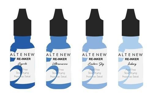 Altenew Dye Ink Lapis Lazuli Reinker