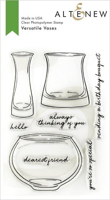 Altenew Versatile Vases Stamp Set