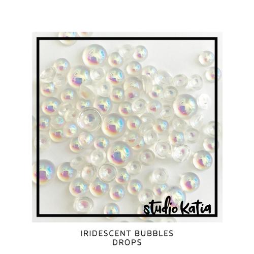 Studio Katia Iridescent bubbles