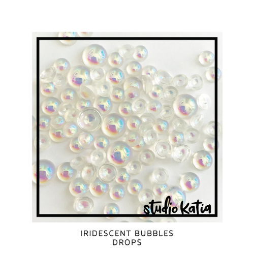 Studio Katia Iridescent bubbles