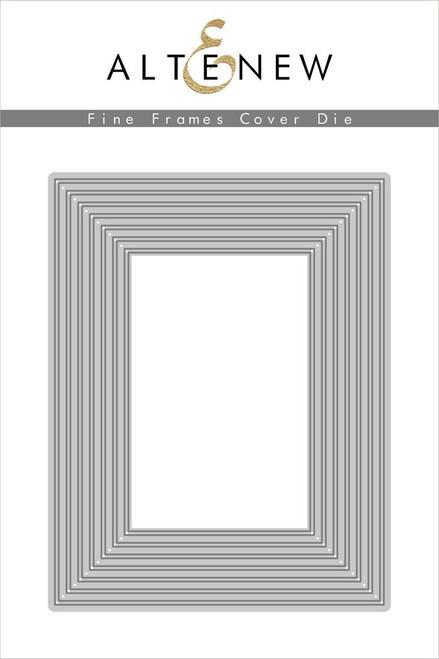 Altenew Fine Frames Cover Die