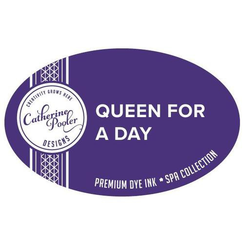 Catherine Pooler Dye Ink Queen for a Day Spa Collection