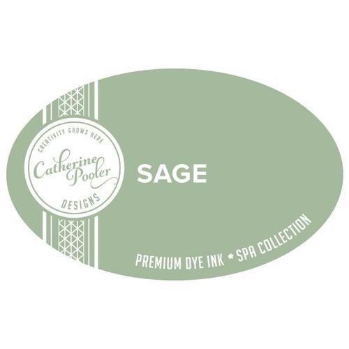 Catherine Pooler Dye Ink Sage Spa Collection