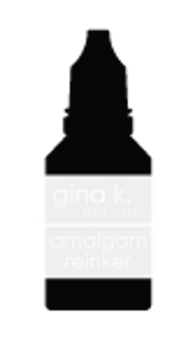 Gina K Designs Amalgam Ink Whisper Reinker