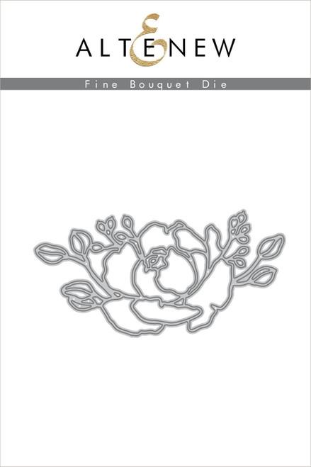 Fine Bouquet die