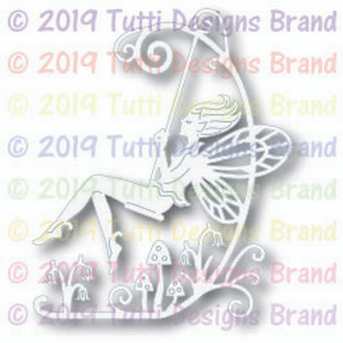 Tutti Designs Swinging Fairy