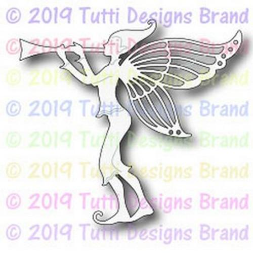 Tutti Designs Fairy Trumpeteer