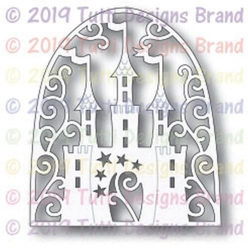 Tutti Designs die Magical Castle