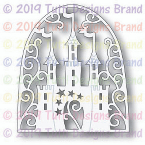 Tutti Designs Magical Castle