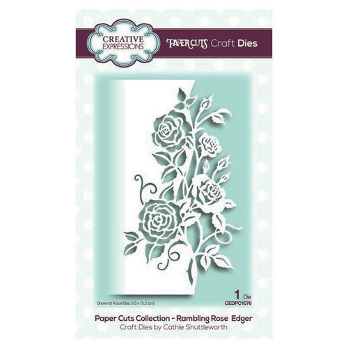 Creative Expressions Rambling Rose Edger