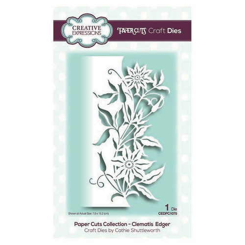 Creative Expressions Clematis Edger