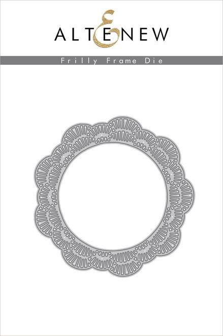 Altenew Frilly Frame die